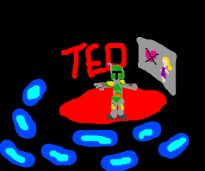 Boba Fett in a Ted Talk