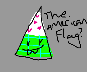 Derpy Color Blind American Flag