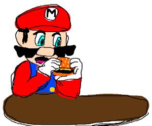 Super Mario 64 Slider Level - Drawception