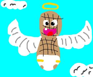 Angel Peanut Baby