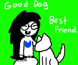 Dog lovers.