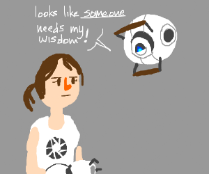 Wheatley claims someone needs his wisdom