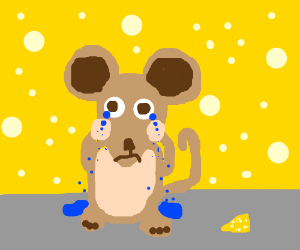 Mouse Is Depressed