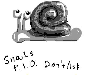 Snails PIO (Why tho?)