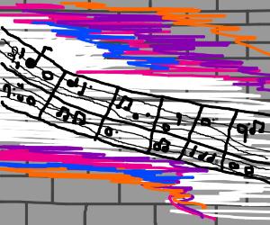 symphonic graffiti