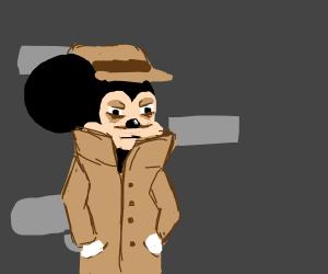 Mickey, Private Investigator