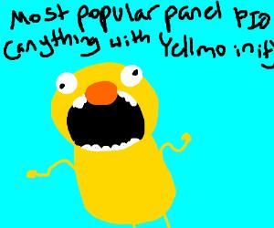 most popular panel pio (jakethedog diaper)