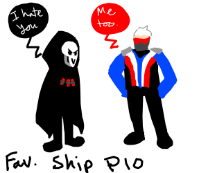 Your Favorite Ship P.I.O.