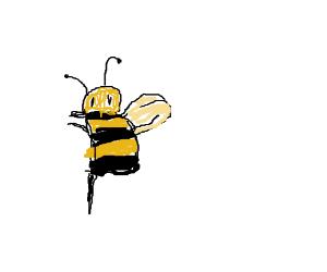 Drawception D Bee