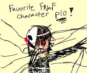 Favorite FNaF character! (PIO)