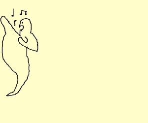 ghastly singing