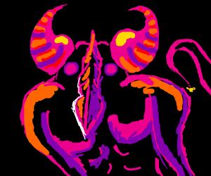 neon demon genie