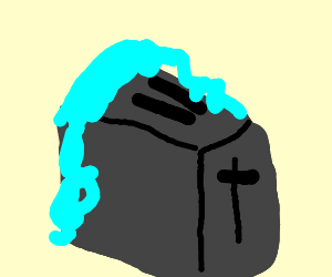 If the toaster was an anime girl.