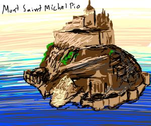 Mont Saint Michel (PIO)