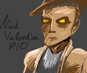 Nick valentine (P.I.O)