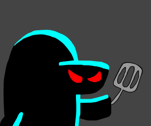 THE HASH-SLINGING SLASHER!!