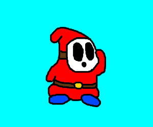Shy Guy (mario bros)