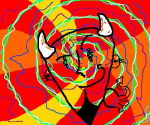 Psychedelic Devil