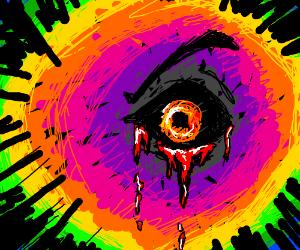 Demonic LSD trip