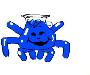 Happy Blue koolaid