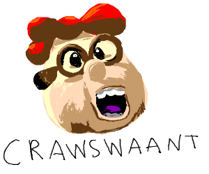 Are You Gonna Finish That Crawswaaaant