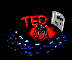 Legdad gives a Ted Talk