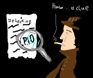 Detective PIO
