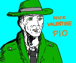 Nick Valentine PIO