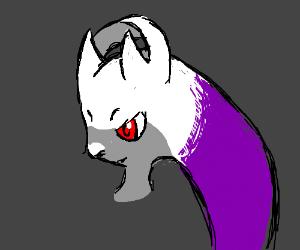 Mega Mewtwo Y head
