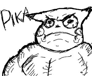Ripped Pikachu