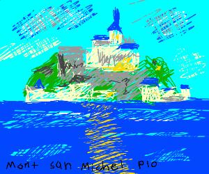 Mont St Michel PIO