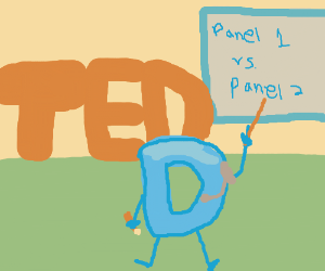 Drawception gives a TED talk.