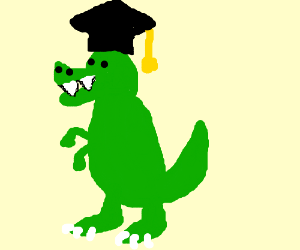 learning dinosour