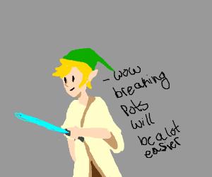Link Skywalker