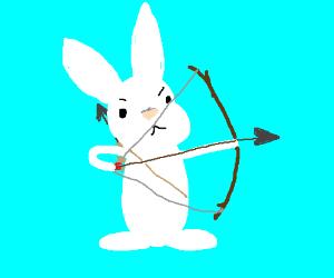 Rabbit archer