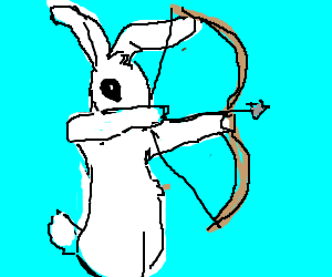 archer white bunny