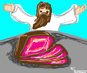 Pastrami God (Ifudontknowpastramigoogleit)