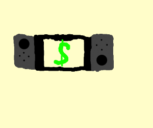 In App Purchasing On The Nintendo Switch Drawing By