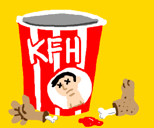 KFH (Kentucky Fried Humans)