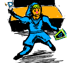 Blue Link has acquired Drawception D