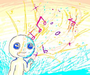 beutiful singing