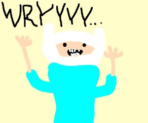 Jojo's Bizarre Adventure Time
