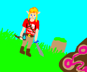The Legend Of Zelda Breath Of The Wild nswitch