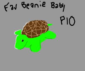 Favorite Beanie Baby PIO