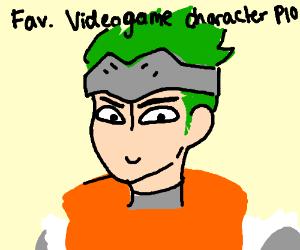 Favorite Videogame Character PIO