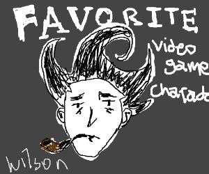 Fav Vid game character PIO (Nathan Drake y not