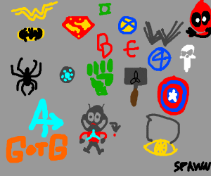 All the superhero movies