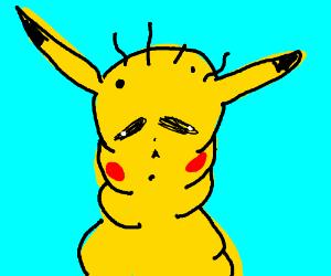 Gross Pikachu