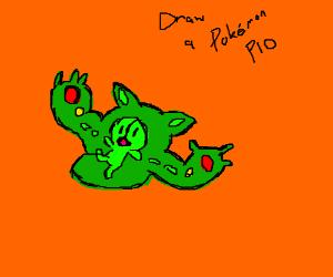 Draw a Pokemon! (P.I.O)