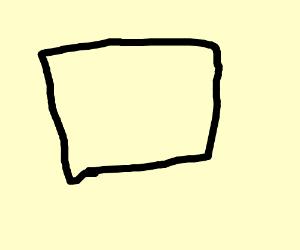 Draw a circle. That's it.